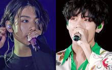 Màn đọ sắc cực căng giữa V và Jungkook trên sân khấu concert mới nhất của BTS: Người em tóc dài quyến rũ, người anh trông đáng yêu như trẻ ra vài tuổi