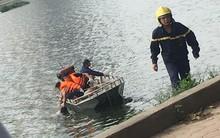 Hà Nội: Đi tập thể dục, người dân bàng hoàng phát hiện thi thể nam thanh niên nổi lập lờ trên hồ Linh Đàm