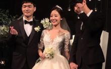 Chị gái nổi tiếng lần đầu tung clip hậu trường với Chanyeol (EXO) trong hôn lễ, bàn tay của nam idol gây chú ý