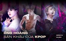 """Sở hữu loạt danh xưng """"ông hoàng sân khấu"""", """"thánh fancam"""", """"idol toàn cầu"""" ở tuổi 24, Jimin (BTS) xứng đáng là nam idol xuất sắc nhất Kpop Gen 3"""