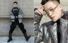 """Nhìn thanh niên """"chất chơi"""" được vây quanh tại Seoul Fashion Week, có ai nhận ra đây là TiTi (HKT)?"""