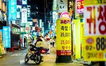 Khắc nghiệt nghề shipper tại Hàn Quốc, tiềm ẩn nguy cơ chết người
