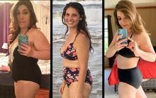 Cô gái 26 tuổi giảm gần 50kg trong 1 năm nhờ phương pháp mà không phải ai cũng dám làm