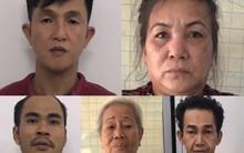 TP.HCM: Bắt 5 đối tượng chuyên dàn cảnh, móc túi khách đi xe buýt ở khu vực Suối Tiên