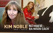 Kim Noble: Nữ họa sĩ có hơn 100 bản ngã và 14 phong cách hội hoạ từ các nhân cách khác nhau cùng chung một nỗi đau quá khứ