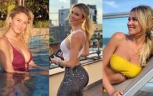Info của nữ phóng viên xinh đẹp bị các fan Napoli nhất quyết đòi xem ngực: Sở hữu body nóng bỏng, gây bất ngờ về ngành học trong tấm bằng cử nhân