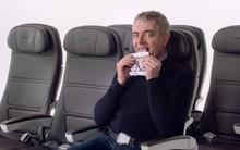 """Video hài hước hướng dẫn an toàn trên máy bay cực """"ăn khách"""" với sự góp mặt của những ngôi sao nổi tiếng đến từ xứ sở sương mù"""