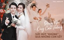 Siêu đám cưới biến Đông Nhi - Ông Cao Thắng thành vợ chồng hot nhất Vbiz: Nhìn con số mới thấy độ ảnh hưởng quá khủng!