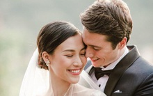 MC Hoàng Oanh hé lộ ảnh cưới rõ mặt bạn trai ngoại quốc, háo hức đếm ngược từng ngày chính thức thành cô dâu