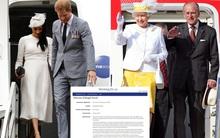 Sau vụ vợ chồng Meghan Markle bị tố 'đạo đức giả', Nữ hoàng Anh chi 2,54 tỷ đồng thuê chuyên gia mới siết chặt các chuyến bay Hoàng gia