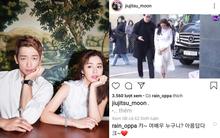 Cuồng vợ như Bi Rain: Nhiệt tình thả tim, công khai tâng bốc bà xã Kim Tae Hee lên trời dưới ảnh sự kiện