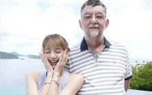 Mừng ngày của bố, Lisa (BLACKPINK) lần đầu tung ảnh chính thức bên người cha nổi tiếng thế giới