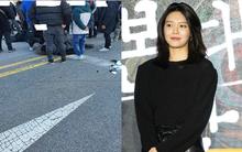 Đội quay 8 người gặp tai nạn, NSX phim mới của Soo Young (SNSD) bất chấp ghi hình không có giấy phép