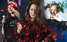 So bì nhan sắc Song Ji Hyo và sao nữ bị ghét nhất Running Man tại fanmeeting Việt Nam: Ai hack tuổi đẳng cấp hơn?