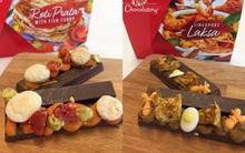 """Hai phiên bản Kitkat dành riêng cho Giáng sinh 2019 khiến dân tình té ngửa bởi sự kết hợp cực """"mặn"""" với...cà ri"""