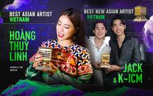 """MAMA 2019: Hoàng Thuỳ Linh là """"Nghệ sĩ xuất sắc nhất Việt Nam"""", Jack & K-ICM """"bắn"""" tiếng Anh như gió khi lần đầu nhận giải thưởng quốc tế"""