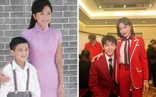 """Đăng ảnh chụp cùng Ngô Lỗi, Tần Lam khiến fan thắc mắc:""""Chị này nhảy một phát từ 10 năm trước về hiện tại à?"""""""