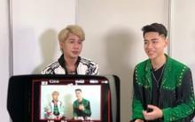 Ảnh hiếm từ Hàn Quốc: Jack và K-ICM bảnh bao hết nấc trong buổi phỏng vấn cho tạp chí đình đám xứ kim chi sau ồn ào