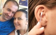 Có thói quen dùng tăm bông để vệ sinh tai, người phụ nữ không ngờ mình suýt tử vong vì nhiễm trùng não