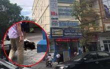 Thầy giáo người nước ngoài rơi từ tầng 4 trung tâm Anh ngữ tử vong