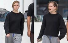 Emma Watson tự tin để mặt mộc dạo phố, nhan sắc lên hương sau thời gian dài xuống sắc gây chú ý lớn