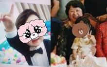 Trong khi bố mẹ bù đầu vì scandal ly hôn, quý tử nhà Angela Baby - Huỳnh Hiểu Minh gây sốt với biểu cảm chụp ảnh quá yêu