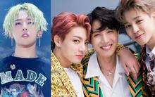 """Là """"ông hoàng của những con số"""" nhưng 3 thành viên BTS hợp sức lại mới sánh ngang kỉ lục mới toanh của G-Dragon"""
