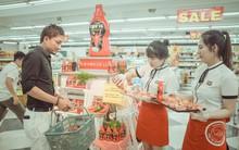 Mới ngày đầu ra mắt, tương ớt CHIN-SU đã khiến nhiều thực khách Nhật Bản xếp hàng để thưởng thức