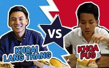 Khoai Lang Thang và Khoa Pug - Hai Youtuber triệu view, cùng hot như nhau nhưng phong cách đối lập một trời một vực