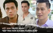 """Nao lòng vì vẻ ngoài nam tính của Việt Anh trên màn ảnh Việt trước ngày """"đẹp trai hơn Soobin Hoàng Sơn"""""""