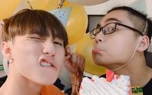 Sơn Tùng M-TP đăng ảnh mừng Việt Hoàng tròn 20 tuổi lúc nửa đêm: Anh trai người ta trong truyền thuyết đây rồi!