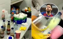"""Đội bóng của Lionel Messi dính """"phốt"""" cực to ngày 30 Tết, bị đối thủ gắn mác vô ý thức vì không chịu dọn dẹp phòng thay đồ"""