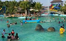 Hai cháu bé tử vong thương tâm khi bơi ở khu du lịch sinh thái Ngọc Hoa Trang ngày mùng 5 Tết