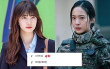 Phim mới của Suzy và Krystal tranh nhau top 1 tại Hàn, nữ trung úy hay gái xinh khởi nghiệp là gu của bạn?