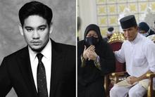 Tang lễ đẫm nước mắt của Hoàng tử Brunei trẻ tuổi: Người mẹ khóc ngất bên linh cữu con trai khiến ai cũng xót xa