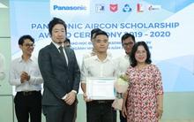 Panasonic Việt Nam thực hiện chương trình học bổng mới dành cho sinh viên ngành Nhiệt lạnh
