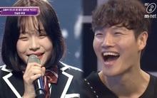 """Đi thi hát, nữ sinh trung học gây sốc khi rơi nước mắt đòi kết hôn với... """"mỹ nam U50"""" Kim Jong Kook"""
