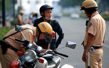 Ban giám đốc Công an TPHCM chỉ đạo Thanh tra xác minh vụ CSGT Tân Sơn Nhất bị tố đòi 6,2 triệu đồng lỗi xe không biển số