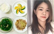 Sinh viên năm 3 trọ học Hà Nội khoe mâm cơm tự nấu ngon lành, ai nói rời xa vòng tay bố mẹ là bão tố đâu chứ!