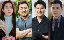Báo Hàn công bố 30 diễn viên điện ảnh đình đám nhất 2020, nhìn qua toàn các ông chú cực phẩm!