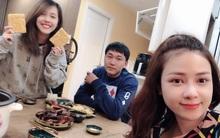 Sau bao ngày fan trông ngóng, Mũi trưởng Long đã có ảnh cùng Hậu Hoàng và Dương Hoàng Yến tại Hà Nội rồi đây!