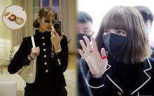 Lisa u mê mấy chiếc nhẫn nhựa màu sắc, đi đâu cũng đeo: Hóa ra đang hot trend bên Hàn, fan Việt cũng có thể sắm được với giá chỉ từ 3k