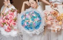 Liti Florist ra mắt BST hoa 20/10 rồi đây: Hot nhất là màu tím mộng mơ, bình hoa chục triệu cũng có người sắm
