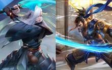 """Liên Quân Mobile: Hóa ra tướng mới Tachi là """"phiên bản Yasuo"""" của Vương Giả Vinh Diệu, nhưng bộ kỹ năng đã được chỉnh sửa lại?"""