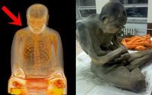 Chụp cắt lớp tượng Phật 1.000 năm tuổi, các nhà khoa học sửng sốt thấy bộ xương người rõ mồn một bên trong, chuyện kỳ quái gì đã xảy ra?