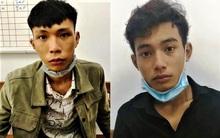 2 thanh niên vừa mãn hạn tù lại tiếp tục đi cướp tài sản, bắt nạn nhân đọc mật khẩu để mở điện thoại