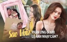 """Sao Việt """"xù lông"""" trước nghi vấn bị tung ảnh nhạy cảm: Lan Ngọc quyết làm căng, bất ngờ nhất cách đáp trả của 1 mỹ nam Vbiz!"""