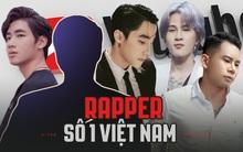 Top 5 ca sĩ có kênh YouTube khủng nhất showbiz Việt: Bất ngờ với cái tên của một nam rapper đình đám