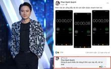 """Phan Mạnh Quỳnh """"đu trend"""" cực hot trên MXH, cứ tưởng kỷ lục của bản thân là ghê gớm hóa ra lại bị cộng đồng mạng chê """"gà"""""""