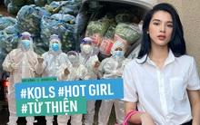 Khi hot girl, mẫu ảnh, KOL làm từ thiện: Phải giúp nhanh, giúp khẩn trương, còn tiền là còn làm, miễn có tâm thì trời biết đất biết!